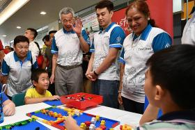 CCs a 'second home' to residents: PM Lee