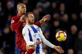 Richard Buxton: Fabinho steps up in unorthodox role