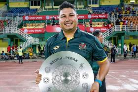Kedah coach Aidil eyes improvements after beating M'sia Cup champs