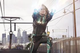 Cast of Captain Marvel to bring star power to Marina Bay Sands in Feb