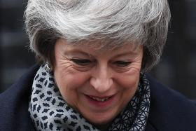 Deal crushed, May faces no-confidence vote