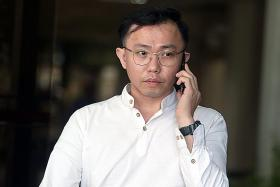 Singaporean admits to hiding money trail linked to doping scandal