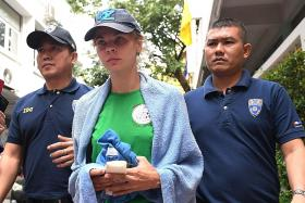 Thailand deports Belarusian 'sex trainer' along with seven others