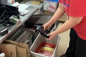 Hawkers get same-day e- payment with Nets