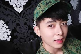 Actor Aloysius Pang seriously injured in overseas military exercise