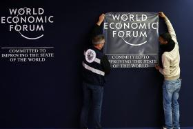 Singapore ministers to speak at World Economic Forum meeting in Davos