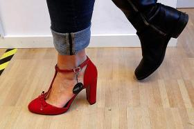 Buying new shoes for CNY? Here are painless ways to break into them