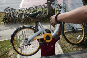 Most oBike users have not filed claims for deposit refund