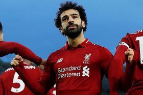 Salah can become a Reds legend: Rush