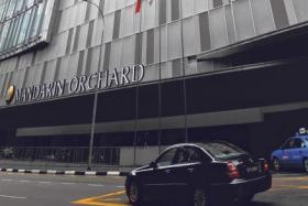 NEA lifts suspension on  kitchen of Mandarin Orchard Hotel
