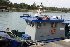 Seven men arrested for illegal transaction of marine gas oil