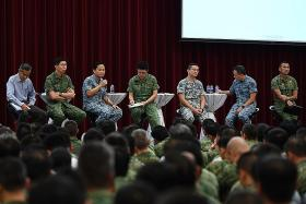 New Inspector-General's Office to 'scrutinise, enforce' safety in SAF