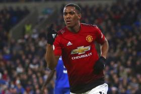 Anthony Martial has just signed a five-year deal with Manchester United.