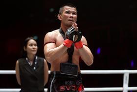 Nong-O Gaiyanghadao ONE Championship