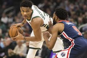 Antetokounmpo shows he is MVP material