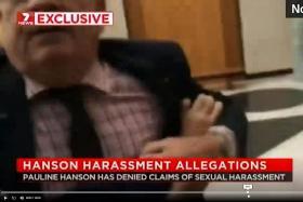 Police investigate fist fight between Aussie senator, aide