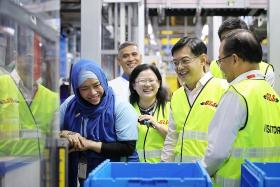 Budget to focus on raising productivity: Heng Swee Keat
