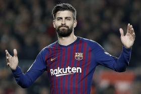 Barca lack sparkle ahead of Lyon clash