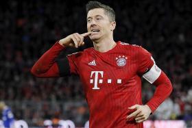 Lewandowski intends to torment his ex-mentor Klopp