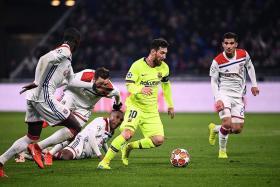 Valverde pleased with Barcelona's display