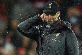 Klopp insists tie is not over, backs Liverpool to recover