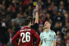 Liverpool hold edge over Bayern, say pundits