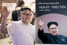 Hanoi barber offers free Trump, Kim cuts ahead of summit