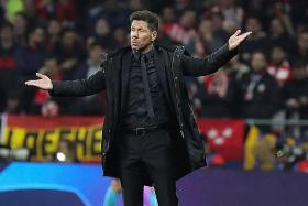 Simeone's tactical move gives Atletico the edge over Juventus