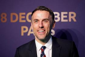 Reds will win title if they beat United: Neville