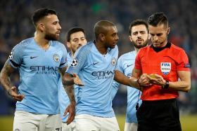 Guardiola trusts VAR, despite dubious call
