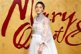 Filming Mary Queen Of Scots was 'emotional, amazing': Ronan