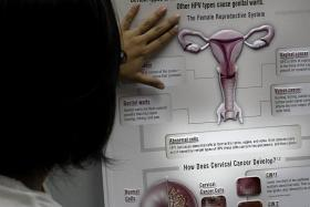 All Sec 1 girls to get free HPV vaccination from this year