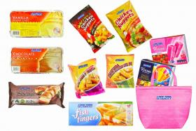 (Above) Some of the easy-to-make meals from FairPrice to keep your tykes happy.