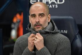 Pep Guardiola hopes for a swift conclusion to the Uefa probe.