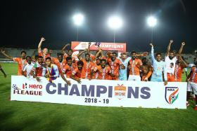 Akbar leads Chennai to Indian league title