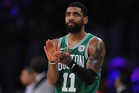 Irving scores 30 as Celtics close in on play-off spot