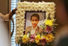 Malaysian man charged with murder of Jiji Singapore director
