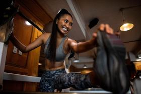 Top tips to stay fresh after a workout without showering