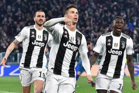 Uefa probe Ronaldo's goal celebration against Atletico