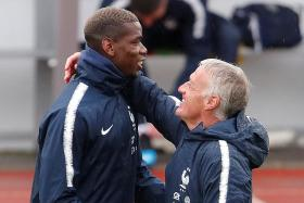 History shows that France often struggle in qualifying: Deschamps