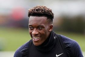 Hudson-Odoi gets first England call-up