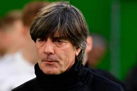 Loew pleased with new-look Germany's learning experience