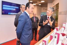 Innovation key to help companies expand: Koh Poh Koon