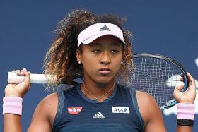 Hsieh exacts revenge on Osaka at Miami Open