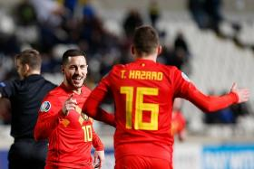 We want to qualify as soon as possible: Hazard