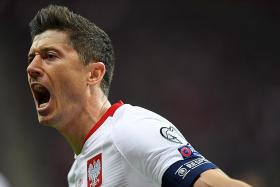 Poland continue perfect start to Euro qualifiers