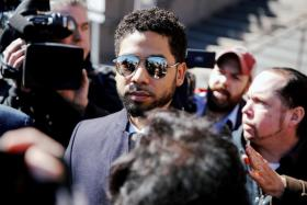 Charges against actor Jussie Smollett dropped; officials furious