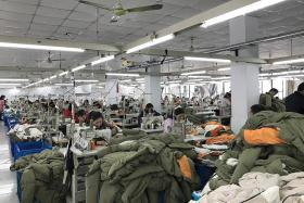 China factory activity up after four-month slide