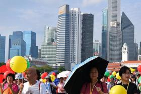 Walkathon, heritage-themed activities in 3-day car-free event