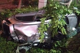 Two Singaporeans involved in car accidents overseas